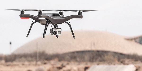 ドローン空撮測量の現在と未来