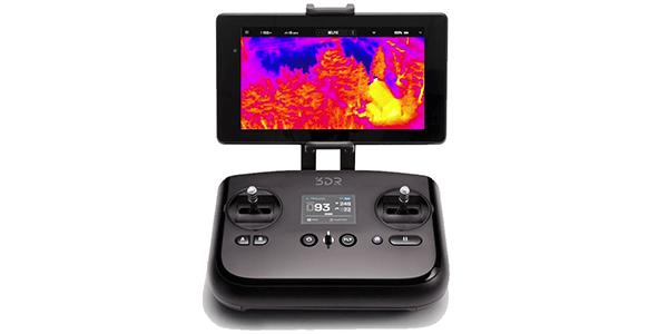 3DR SOLO専用赤外線カメラ発売