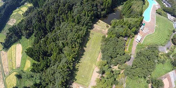 DRONE TECH屋外トレーニング場オープン決定のお知らせ