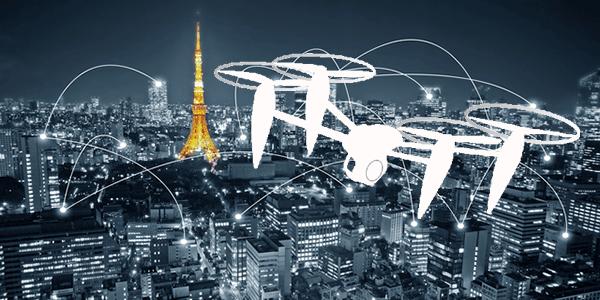 NTTドコモがドローン産業参入で何が起きる!?