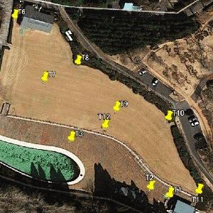 【千葉】標定点登録済 ドローン測量トレーニング場